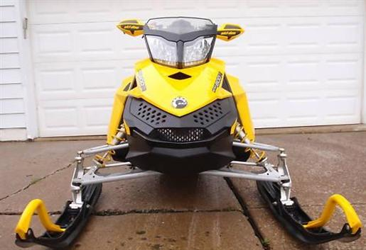 2008 Ski Doo MXZ X 800