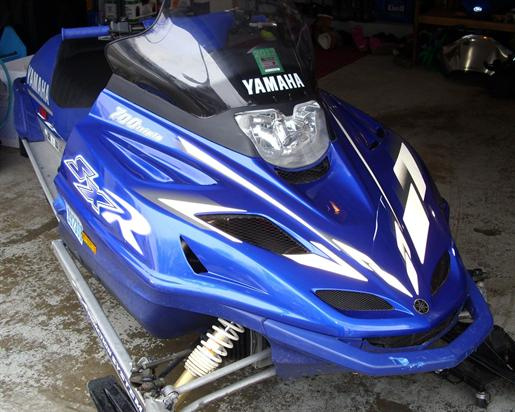 how to change belt on yamaha venture snowmobile