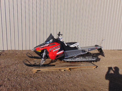 Polaris Dealers Alberta >> Polaris RMK PRO 800 163 2014 New Snowmobile for Sale in Erskine, Alberta - SledDealers.ca