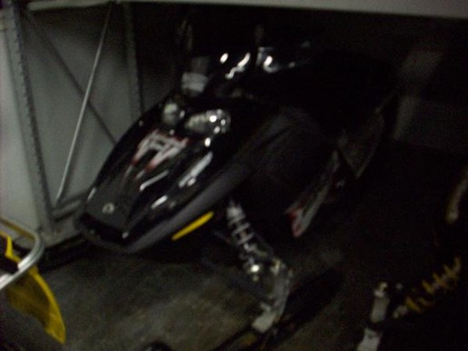 Ski-Doo GSX Fan 550F 2009 Used Snowmobile For Sale in Ayr, Ontario ...