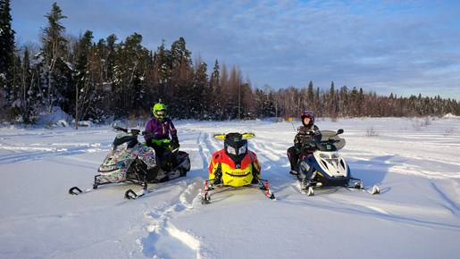 Riding The North Group