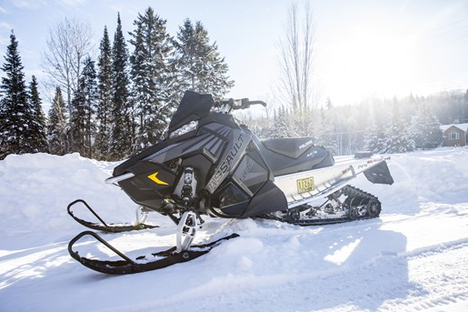2017 Polaris Switchback Assault 144 review