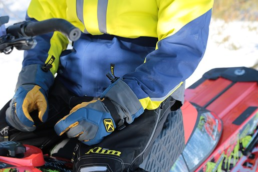 Klim gear glove