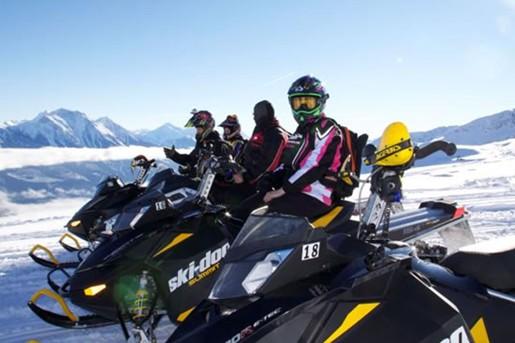 Ski Doo Summit snowmobile for sale