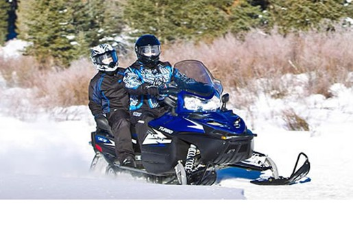Touring Polaris Turbo IQ LXT snowmobile for sale