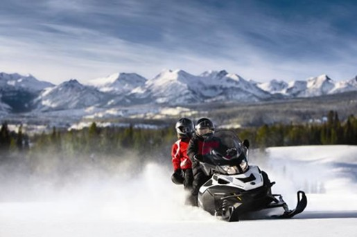Touring Ski Doo Expedition SE snowmobile for sale