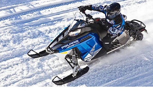 Trail Polaris 800 Switchback snowmobile for sale