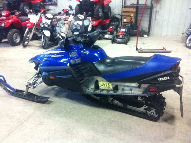 Yamaha Nytro For Sale Winnipeg
