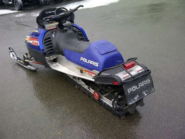 polaris 800 2 up snowmobile for sale