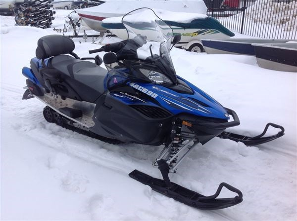 yamaha rs venture gt 2011 used snowmobile for sale in