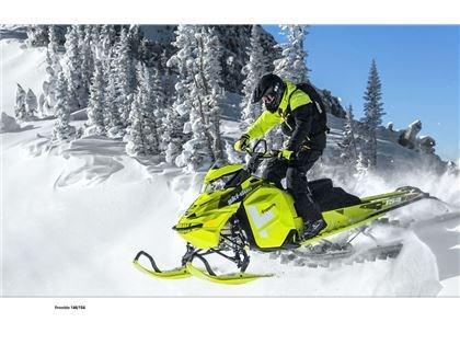 Ski doo freeride 137 vs 146