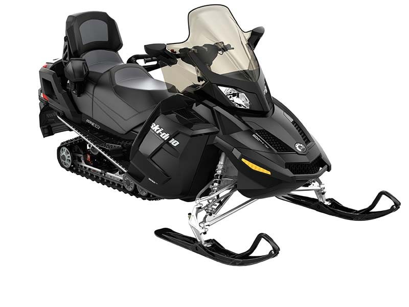Ski-Doo Grand Touring LE E-TEC 600 H.O. 2015 New Snowmobile for Sale in Meadow Lake ...