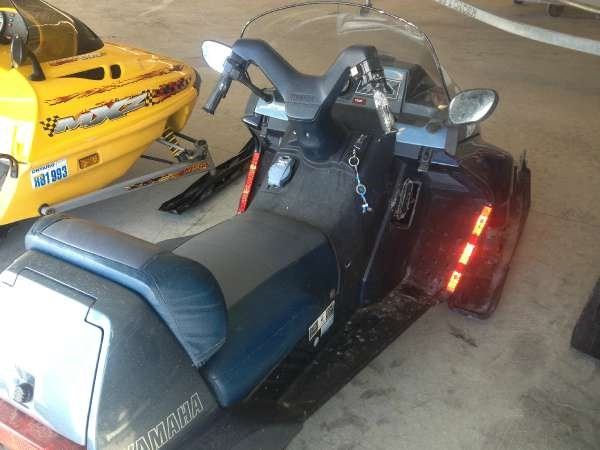Yamaha 1988 YAMAHA INVITER Used Snowmobile For Sale