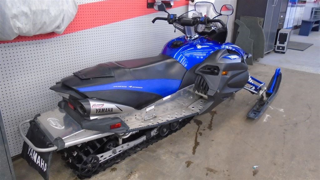 Yamaha apex attack 2007 used snowmobile for sale in sainte for Used yamaha apex for sale