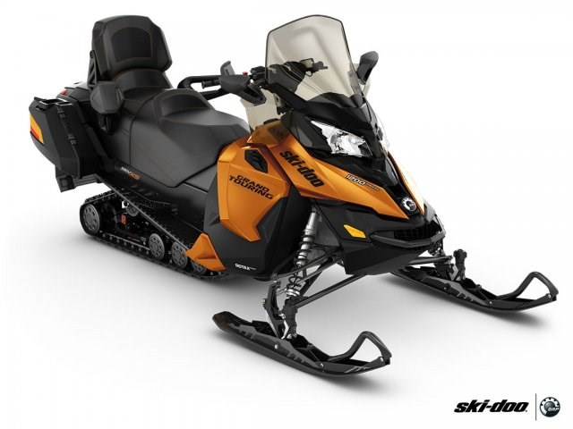 Ski Doo Grand Touring  Sled For Parts Only