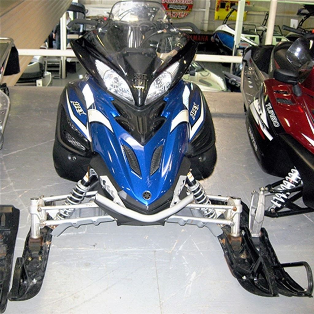 Yamaha apex xtx 2011 used snowmobile for sale in innisfil for Used yamaha apex for sale