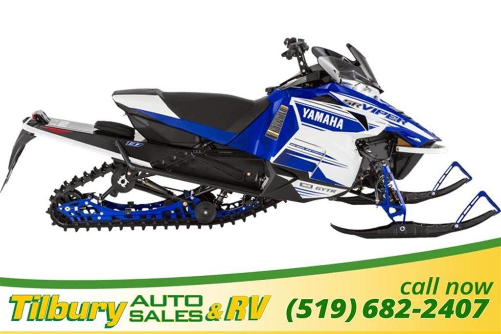 Yamaha Sr Viper Horsepower
