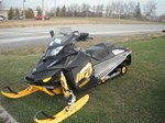 Ski-Doo MX Z  Renegade Rotax 800R Power T.E.K. 2009