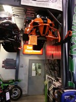 ARCTIC CAT M9000 SP LTD 162 2014