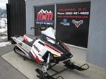 Polaris 600 PRO-RMK 155 2012
