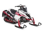 Yamaha SRViper X-TX LE Heritage Red / White 2016