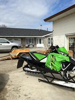 Arctic Cat ZR6000 SX 2015