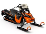 Ski-Doo Renegade® Backcountry™ Rotax® 800R E-TEC® Black/Ra 2016
