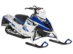 Yamaha SRViper M-TX 141 SE White / Yamaha Blue 2016