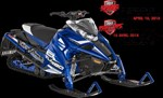 Yamaha Sidewinder rtx LE 2017