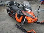 Ski-Doo Renegade Adrenaline ACE 900 Black / Race Orange 2016