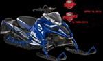 Yamaha Sidewinder X-TX LE 141 2017