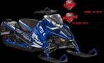 Yamaha Sidewinder B-TX LE 153 2017