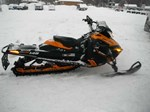Ski-Doo Summit SP E-TEC 600 H.O. 146 2014