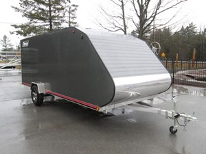 2017 Triton TC 167 Hybrid ENCLOSED TRAILER Photo 2 of 7