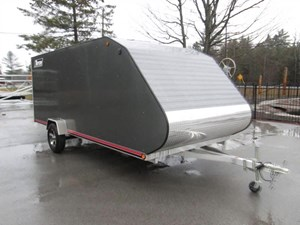2017 Triton TC 167 Hybrid ENCLOSED TRAILER Photo 3 of 7