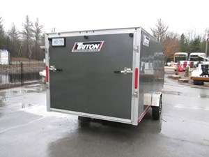 2017 Triton TC 167 Hybrid ENCLOSED TRAILER Photo 5 of 7