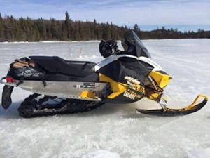 2011 Ski-Doo MX Z TNT E-TEC 800R Photo 5 of 8