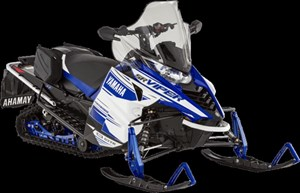 2017 Yamaha SRViper S-TX DX 137 Photo 1 of 2