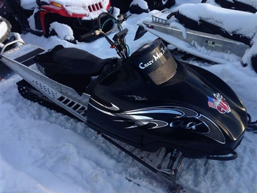 Other CRAZY MOUNTAIN EXTREME (CMX) 930 2005 Used Snowmobile for Sale