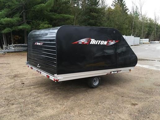 2018 Triton TRITON XT 11-101 High Boy Enclosed Photo 3 of 14