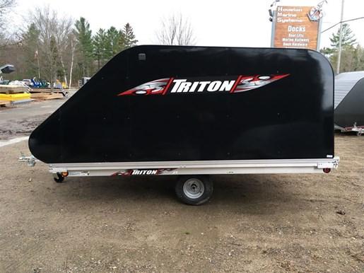 2018 Triton TRITON XT 11-101 High Boy Enclosed Photo 6 of 14
