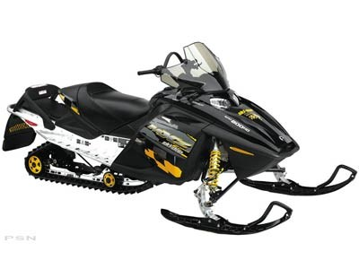 2006 Ski-Doo MX Z Renegade 800 HO Photo 5 of 5