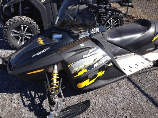 2006 Ski-Doo MX Z  Adrenaline 500 SS Photo 1 of 1
