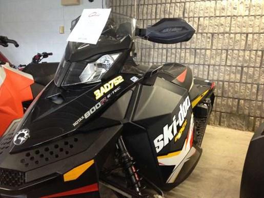 2012 Ski-Doo MX Z  X E-TEC 800R Photo 2 of 5