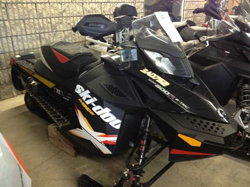 2012 Ski-Doo MX Z  X E-TEC 800R Photo 4 of 5
