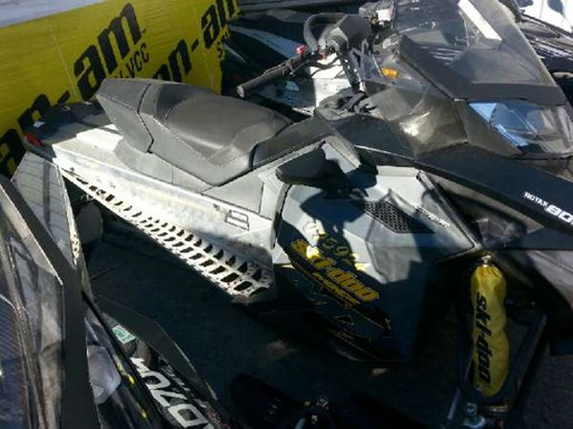 2008 Ski-Doo MX Z  Renegade 800R Power T.E.K. Photo 2 of 5