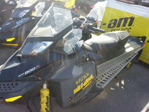 2008 Ski-Doo MX Z  Renegade 800R Power T.E.K. Photo 3 of 5