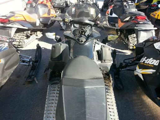 2008 Ski-Doo MX Z  Renegade 800R Power T.E.K. Photo 4 of 5