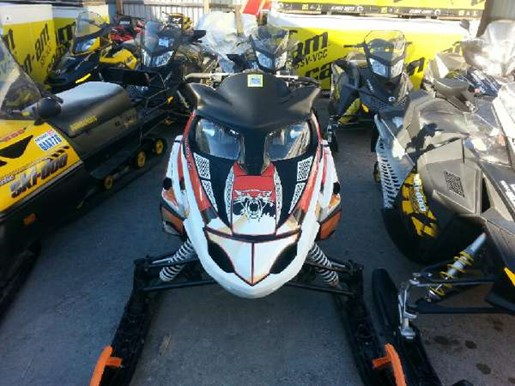 2008 Arctic Cat F8 Sno Pro Photo 1 of 5