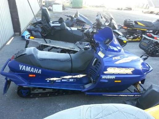 2000 Yamaha SRX 700 with Ohlins Photo 2 of 5
